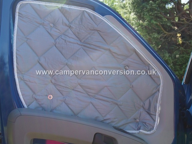 Van Window Insulation Campervan Conversion