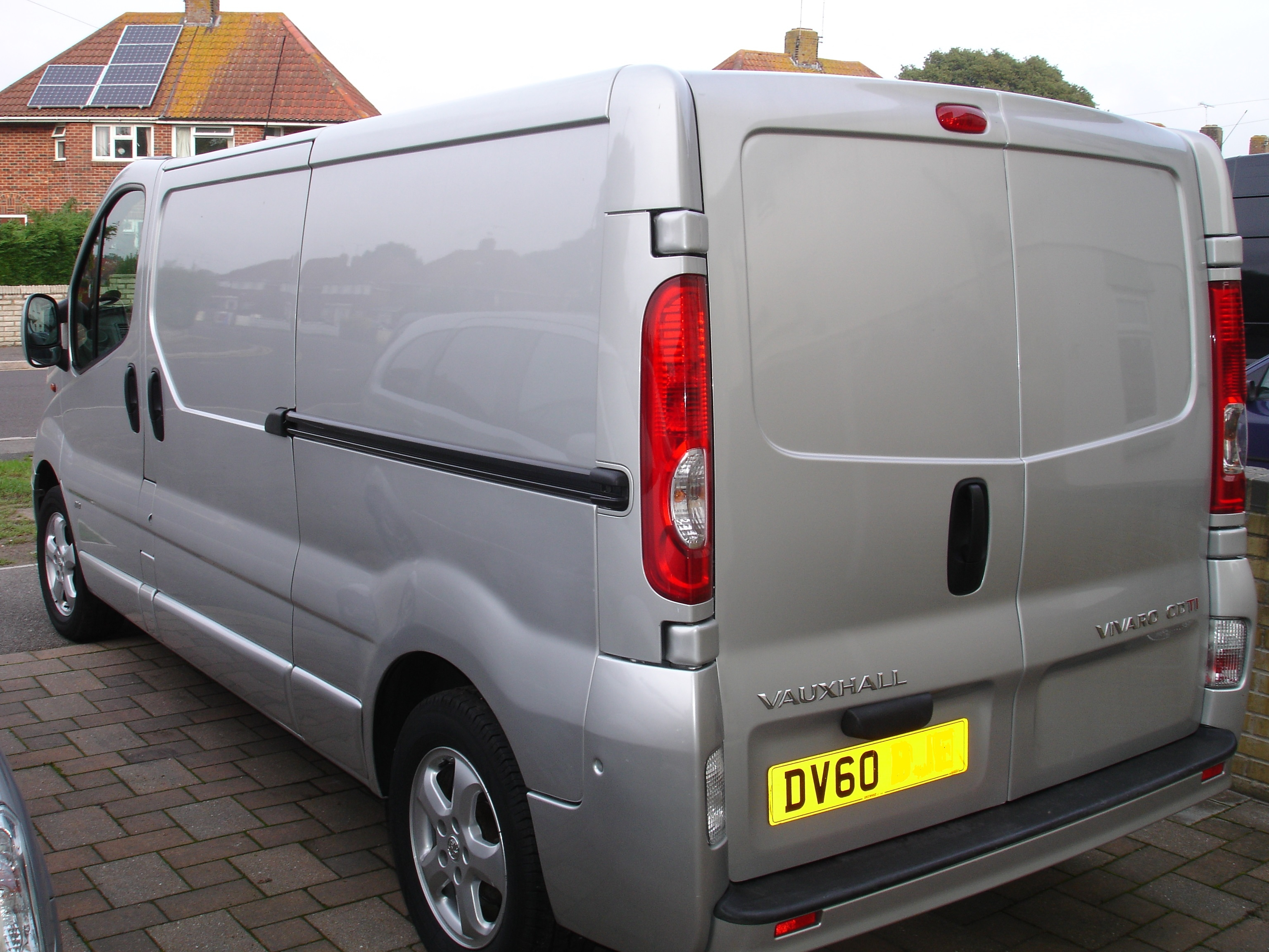 ed253f2aac8ce7 Trafic and Vivaro Campervan Conversion Project  My First Camper Van ...
