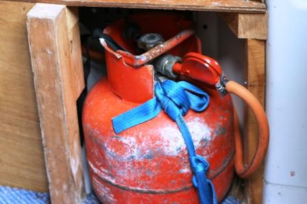Simple Gas Installation Campervan Conversion Campervan
