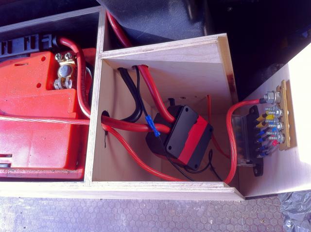 standard electrical set up
