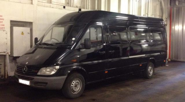 Our Users Merc Sprinter VW LT Crafter DIY Campervan Projects
