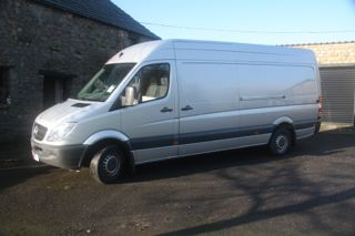 Merc Sprinter VW LT Crafter