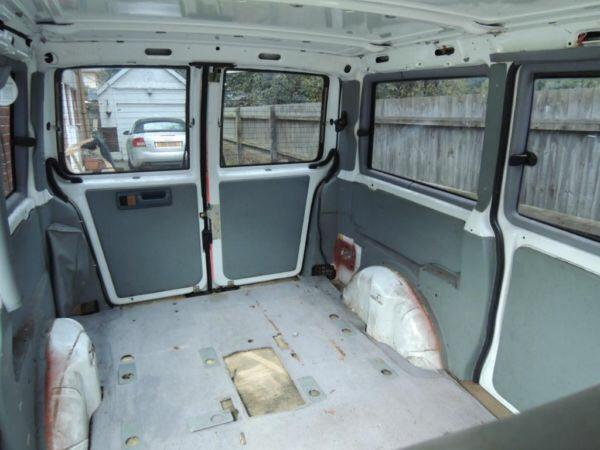 mercedes vito campervan conversion project my mercedes. Black Bedroom Furniture Sets. Home Design Ideas