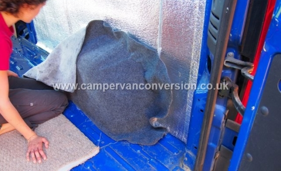 FAQs for carpeting a campervan