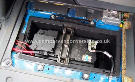 How To Disconnect a Campervan Battery