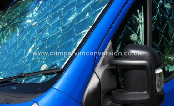 Van Window Insulation Campervan Conversion