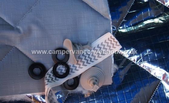 DIY insulation mat kit