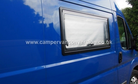 Finishing Off Your Van Windows