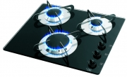 CAN 3 Burner Hob Unit