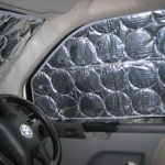 Window Insulation Mats