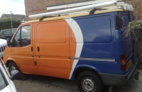 Ford Transit Conversion to camper / day van
