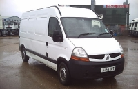 My Renault Master panel  van