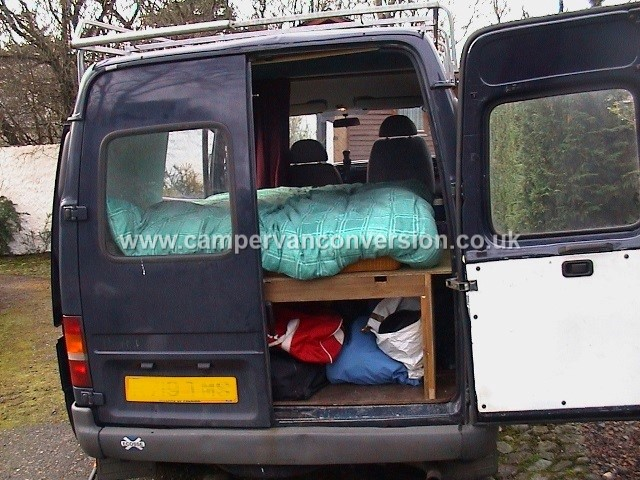 Campervan Base Vehicles Conversion
