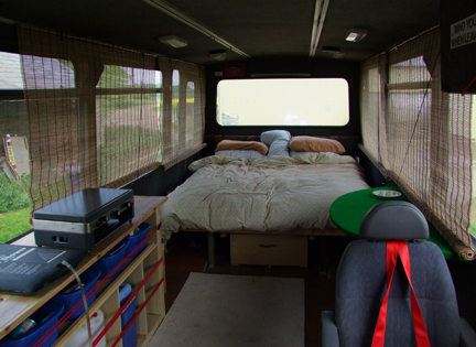 Other Vehicle Campervan Conversion Project Bus
