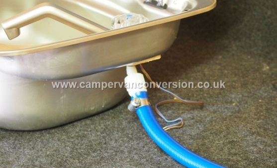 Micro Switched Campervan Water System