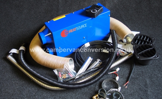How to Install a Campervan Heater