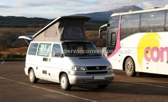 Some campervans are rather low!