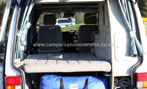 Would everything fit into this campervan?