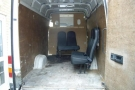 Purchased donor vehicle: Sprinter LWB CDI 311